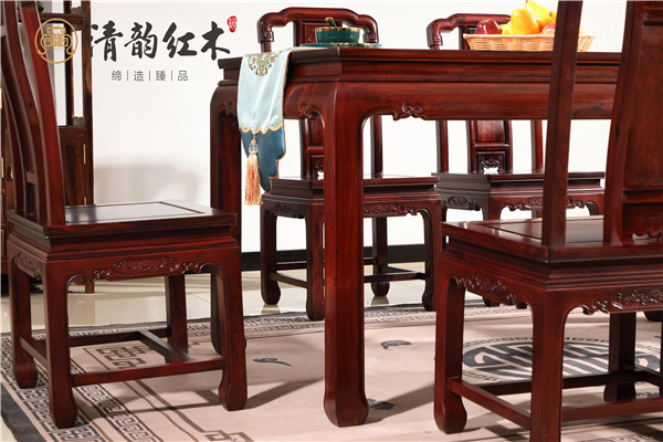 巴里巴里黄檀品牌黄檀家具家具打蜡、上漆、光