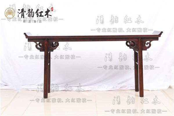 明式座椅中的小线条,蕴涵巴里黄檀家具的大智